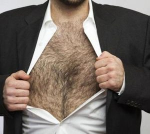 picture of body hair