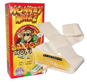image of monkey whizz