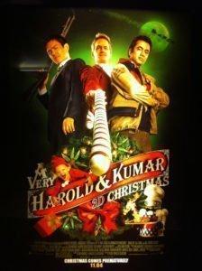 harold and kumar poster
