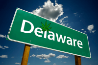 picture of Delaware sign